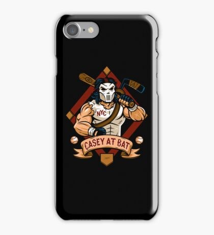 Casey at Bat iPhone Case/Skin