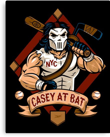 Casey at Bat by harebrained