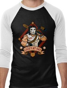 Casey at Bat Men's Baseball ¾ T-Shirt