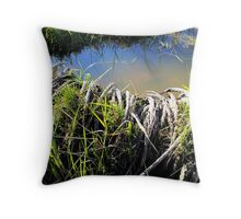 Nature's Claim Throw Pillow