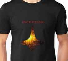 Inception - Spinning Top Cobb's Totem Unisex T-Shirt