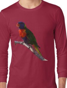 lorri bird Long Sleeve T-Shirt