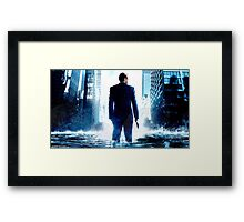 Reality or Dream? Framed Print