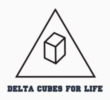 Delta Cubes For Life by vintageham