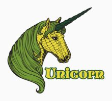 Unicorn Corn Kids Clothes