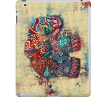 vintage elephant iPhone iPod iPad cases  iPad Case/Skin