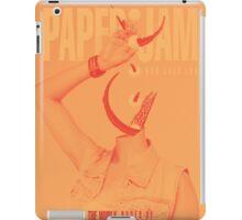 Paper Jam '15 II by Taylor Hale iPad Case/Skin