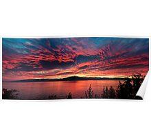 Big Sunset Poster