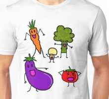 Rejected Tomato Unisex T-Shirt