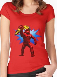Andy Banana Women's Fitted Scoop T-Shirt