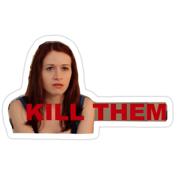 Kill Them- Lizzie Bennet by MeganBrandow18