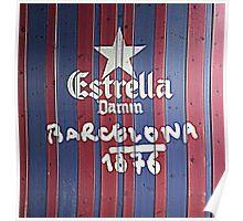 Estrella Barcelona  Poster