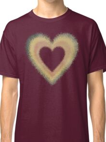 Retro Heart Classic T-Shirt
