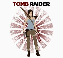 Lara Croft -  Tomb Raider (with burst) T-Shirt