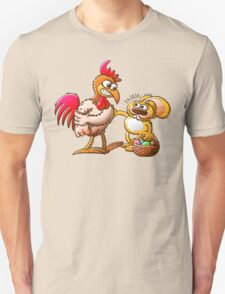 Easter Bunny in Trouble T-Shirt