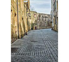 Empty Street Photographic Print