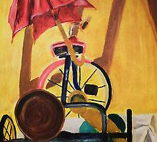 Tricycle by Rachel Clare
