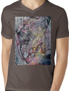 Peeling Back - the Layers of History Mens V-Neck T-Shirt