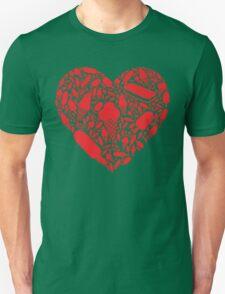 Ice Cream Love Unisex T-Shirt