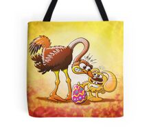 Ambitious Easter Bunny Tote Bag