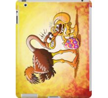 Ambitious Easter Bunny iPad Case/Skin