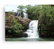 Galvan's Gorge Canvas Print