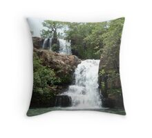 Galvan's Gorge Throw Pillow
