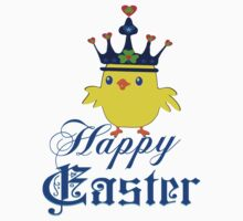 ㋡♥♫Happy Easter Blue Eyed Irish King Chicken Clothing & Stickers♪♥㋡ Kids Clothes
