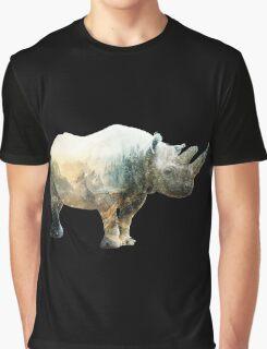 RHYNO SPINE Graphic T-Shirt