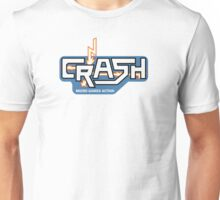 Crash - the Spectrum magazine Unisex T-Shirt