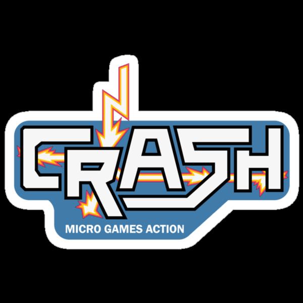 Crash - the Spectrum magazine by tvcream