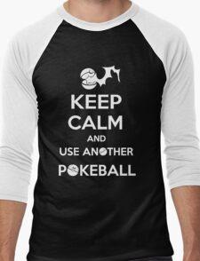 Use another pokeball Men's Baseball ¾ T-Shirt