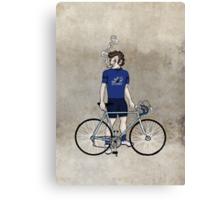 Gainsbourg Wears Gitanes Canvas Print