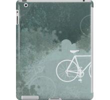 White Bikes iPad Case/Skin