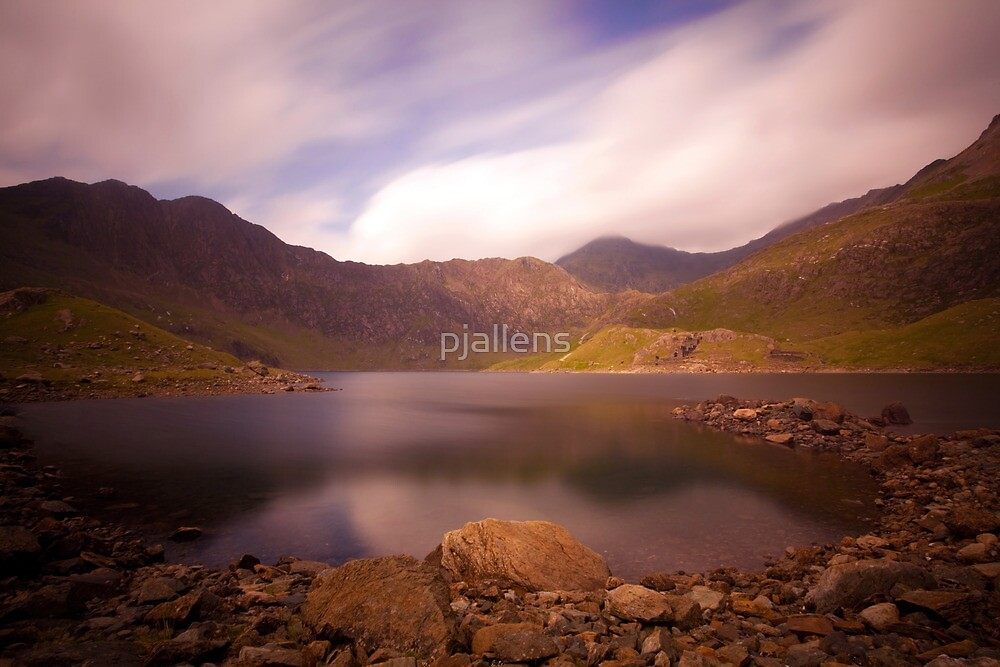 The Horseshoe, Snowdonia, North Wales by pjallens