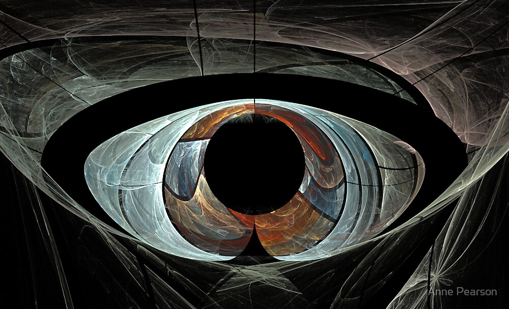 All Seeing Eye by Anne Pearson