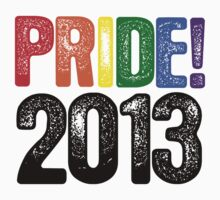 Pride 2013 by shakeoutfitters