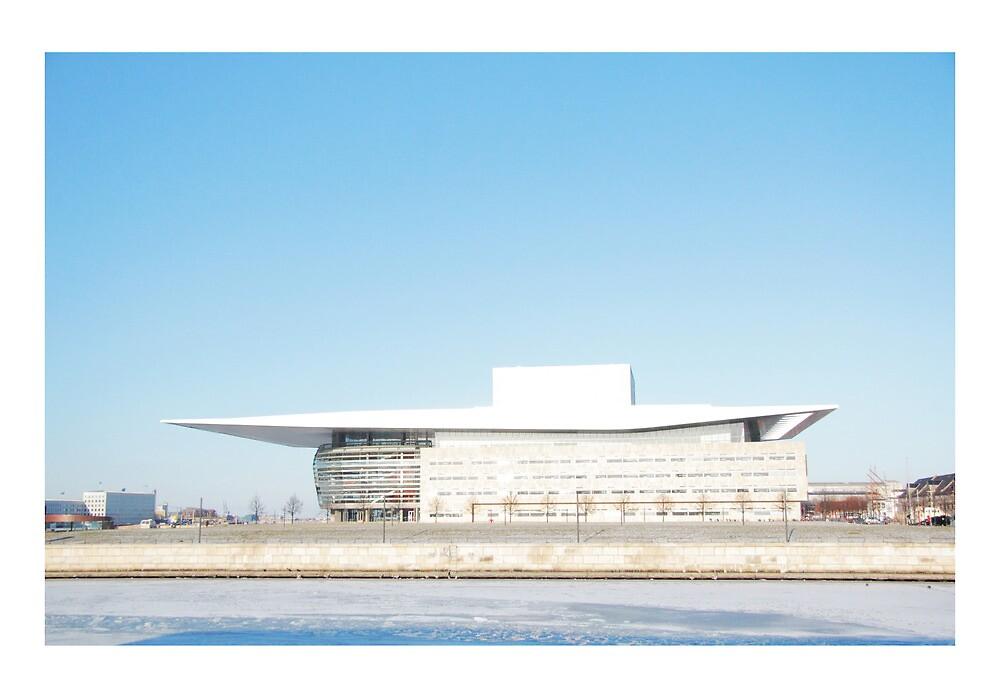 Copenhagen Opera House by joshwi1son