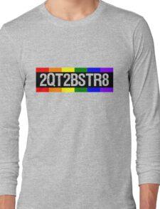 2QT2BSTR8 Long Sleeve T-Shirt