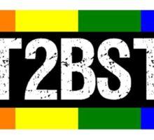 2QT2BSTR8 Sticker