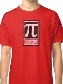"""Obey-Series """"PI (Constant)"""" Classic T-Shirt"""