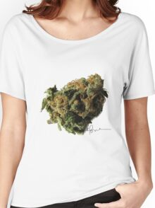 Marijuana Nugget Women's Relaxed Fit T-Shirt