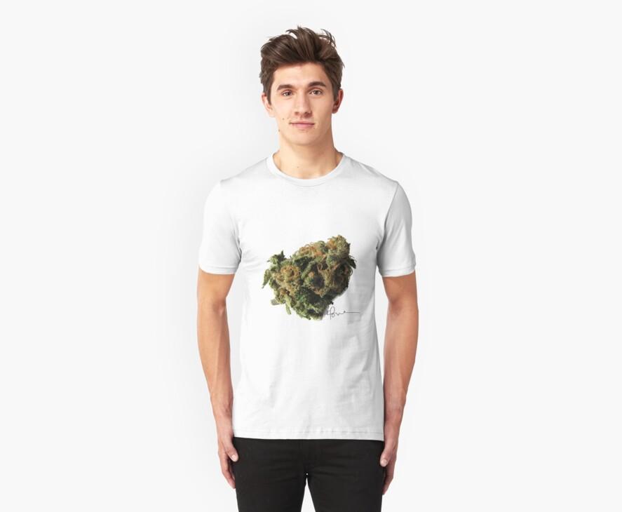 Marijuana Nugget by Kenneth Love