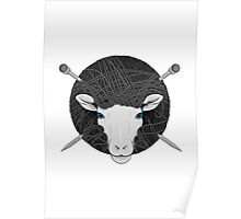 Woolly Head Poster