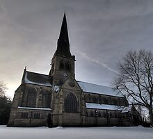 Wentworth Winter by J Biggadike