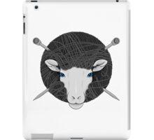 Woolly Head iPad Case/Skin