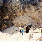 Israel - Megiddo - The Well by Shulie1