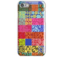 Patchwork Wallpaper iPod iPhone Case iPhone Case/Skin