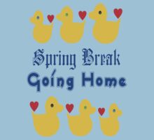 ㋡♥♫Spring Break-Going Home Ducks Clothing & Stickers♪♥㋡ by Fantabulous