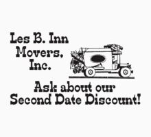 Les B Inn Movers by shakeoutfitters